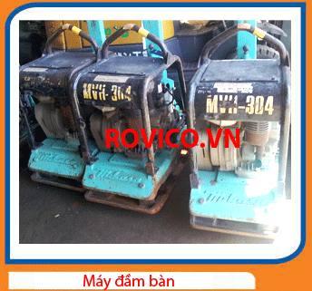 Máy Đầm Bàn Rồng Việt