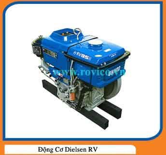 Động Cơ Dielsel D8